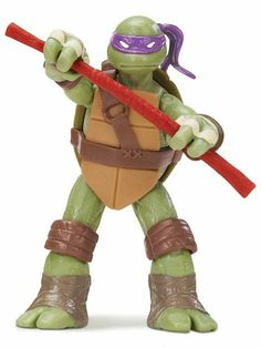 Film-fanartikel Teenage Mutant Ninja Turtles 8-bit Pop Vinyl Figur Donatello 9 Cm Neu & Ovp