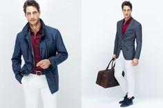 Digel Spring/Summer 2015 Men's Lookbook | FashionBeans.com