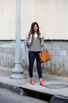 Styling tips! Transitioning your Winter wardrobe to Spring style - Mint Arrow