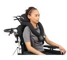 Octopus Head Positioning System   Wheelchair Seating   Medifab Handicap Accessible Home, Adaptive Equipment, Medical Equipment, Pediatric Physical Therapy, Wheelchair Accessories, Mobility Aids, Spinal Cord Injury, Disability Awareness, Disabled People