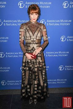 T Lo's Best Red Carpet Looks of 2013 – THE TOP FIVE | Tom & Lorenzo Fabulous & Opinionated Florence Welsh in a dress that I want.