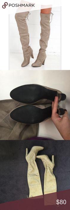 """NEVER WORN -Steve Madden Gorgeous OTK Boot Original Steve Madden """"GORGEOUS"""" Over The Knee Boot - NEVER WORN Steve Madden Shoes Over the Knee Boots"""