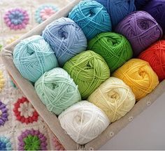 Items similar to Milky Cotton Yarn available in 54 Colors / Crochet Yarn / Knitting Yarn / Cotton Baby Yarn on Etsy Crochet With Cotton Yarn, Crochet Wool, Thread Crochet, Wool Yarn, Knitting Yarn, Hand Knit Blanket, Knitted Blankets, Diy Tresses, Diy Braids