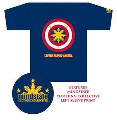 Captain Filipino-America Shirt