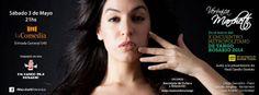 Verónica Marchetti en el X Encuentro Metropolitano de Tango Rosario