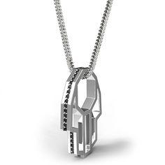 Sacred Devotion Jewelry Necless for Men Gift for mens