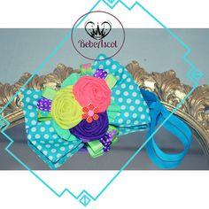 Loop Headband for baby girls