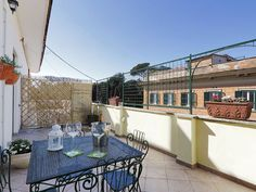 Bright and comfortable apartment located in the heart of Imperial Rome, with a large terrace overlooking the ancient walls of Villa Celimontana. The house is located on the 5th floor with elevator in Via Annia, ...