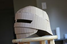 helmet, with additional jaw piece