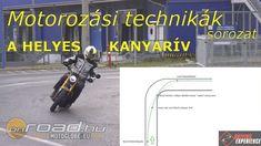 Motorozási technikák 5