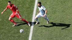 El Pocho... Argentina 1 Suiza 0 .......... Gol de Di Maria..... en tiempo suplementario..... 1 julio de 2014.. octavos de final..  Estadio Arena Corinthias ... San Pablo.. Brasil.