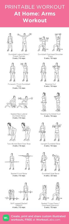 nice At Home: Arms Workout