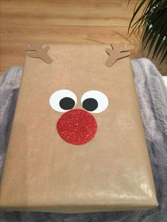 Rudolph packaging!
