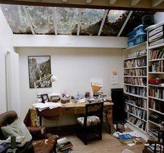 Martin Amis's office