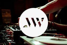 Logo Design / John William (DJ-Producer) by Alumia , via Behance