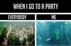 Green Day Meme. Or I'd be the one I the corner avoiding everyone and shutting…