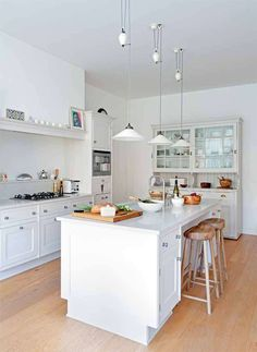 Kitchen in Glasgow home