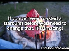 Roasted starburst