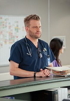 Thor - Nurse Jackie