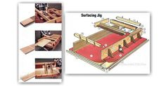 DIY Router Planer Jig - Router Tips, Jigs and Fixtures | WoodArchivist.com