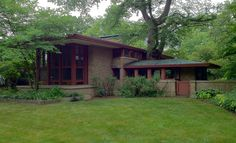 Isabel Roberts House (1908), River Forest, IL