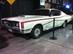 68 Cyclone GT - Garett's Muscle Car Museum, Sevierville TN