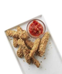 Crispy Tex-Mex Chicken Strips
