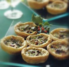 The English Kitchen: A Delicious Assortment of Christmas Lunch Starters