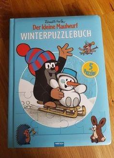 Kaufe meinen Artikel bei #Mamikreisel http://www.mamikreisel.de/bucher-und-schule/fur-kleinkinder-slash-bis-6-jahre/40756673-puzzle-buch-der-kleine-maulwurf-winterpuzzlebuch-neu