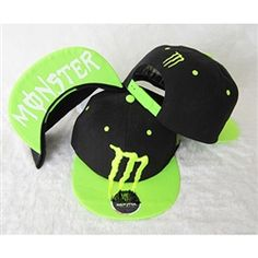 eb335b9f148d3 Monster Energy Hat   Cap