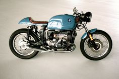 bmw cafe racer | My dad and I were in scale modelling for many years, so we had all ...