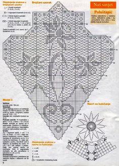 filet crochet motifs