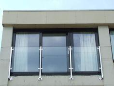 fenstergitter edelstahl glas jpg 800 600 railings outdoor modern pinterest gel nder. Black Bedroom Furniture Sets. Home Design Ideas