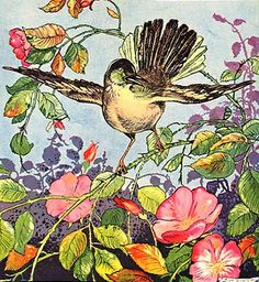 Ilustração Milo Winter, década de 1930.