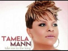 I love Take Me To The King by Tamela Mann! It was written by Kirk Franklin.