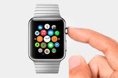 Vídeo de cómo podremos colocar los iconos del Apple Watch desde un iPhone