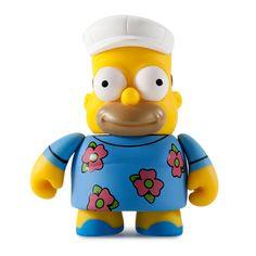 The Simpson's 25th Anniversary Mini Series - Kidrobot - 16