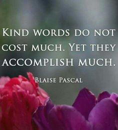 - Blaise Pascal