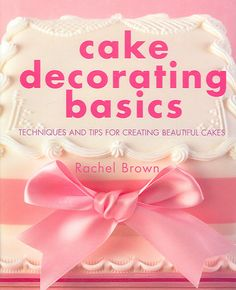 Cake decorating is a richly rewarding skill that anyone can master with a little help, and this fact-packed volume answers all the basic questions that beginners frequently ask: How do I level off a d