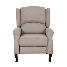 You'll love the Linen Fabric Recliner at Wayfair - Great Deals on all Furniture  products with Free Shipping on most stuff, even the big stuff.