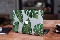 Macbook 13 Leaves Skin Tropical Mac Pro 15 Decal Nature Macbook Air 13 Skin Macbook 2017 Macbook Pro 2018 Decal Skin Macbook Decal Macbook by DesignerSkinUA on Etsy Macbook Skin, Macbook Decal, Macbook Pro Retina, Macbook 15 Inch, Macbook Air 11, How To Make Stickers, Mac Pro