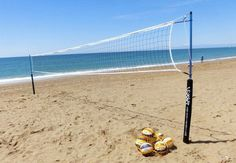 "Volleyball-Netz, ""Cobra Volleyball Profi-Netzsystem"" im Online Shop von Ackermann Versand #Outdoor #Beachvolley Volleyball, Shops, Outdoor Furniture, Outdoor Decor, Beach Mat, Outdoor Blanket, Water, Mesh, Gripe Water"