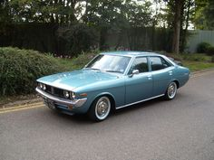 1972 Toyota Corona Mark2 Maintenance Of Old Vehicles: The Material For New  Cogs/casters