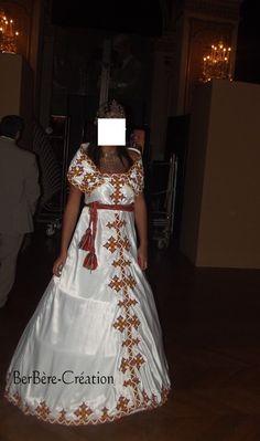 Robes de mariée kabyle