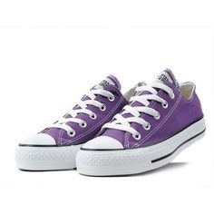 3933672f950b Converse Shoes Purple Chuck Taylor All Star Classic Low Cheap Converse Shoes
