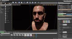 Faceware Announces Unreal Engine Facial Motion Capture Integration.