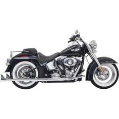 BASSANI TRUE DUALS WITH FISHTAIL MUFFLERS - LCS Trading, LLC
