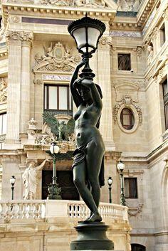 Opéra Garnier - Paris, France