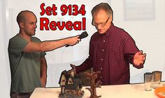 Renowned set designer Lars Svenson discusses the design process behind the brand new Set 9134 Haunted House. Check out the exclusive footage now, by clicking on the picture above!  #custom #lego #minifigures #exclusive #set #reveal #brickwarriors #Halloween #hauntedhouse #funny #awesome