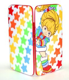 Oh my gosh! I had all the Rainbow Brite stuff! 80's baby ;)